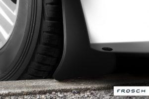 "Брызговики задние ""FROSCH"", для Lada Vesta, 2015-> седан, 2 шт"